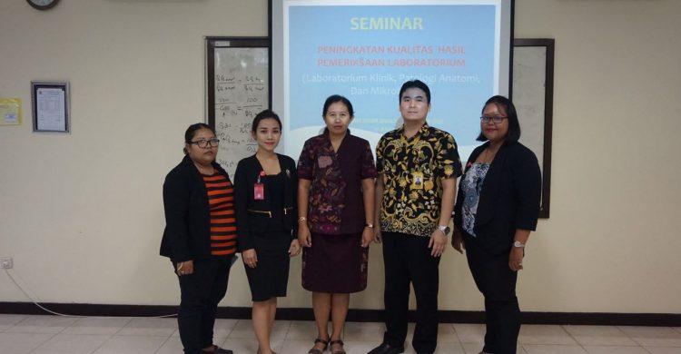 Seminar Pakar Analis Kesehatan