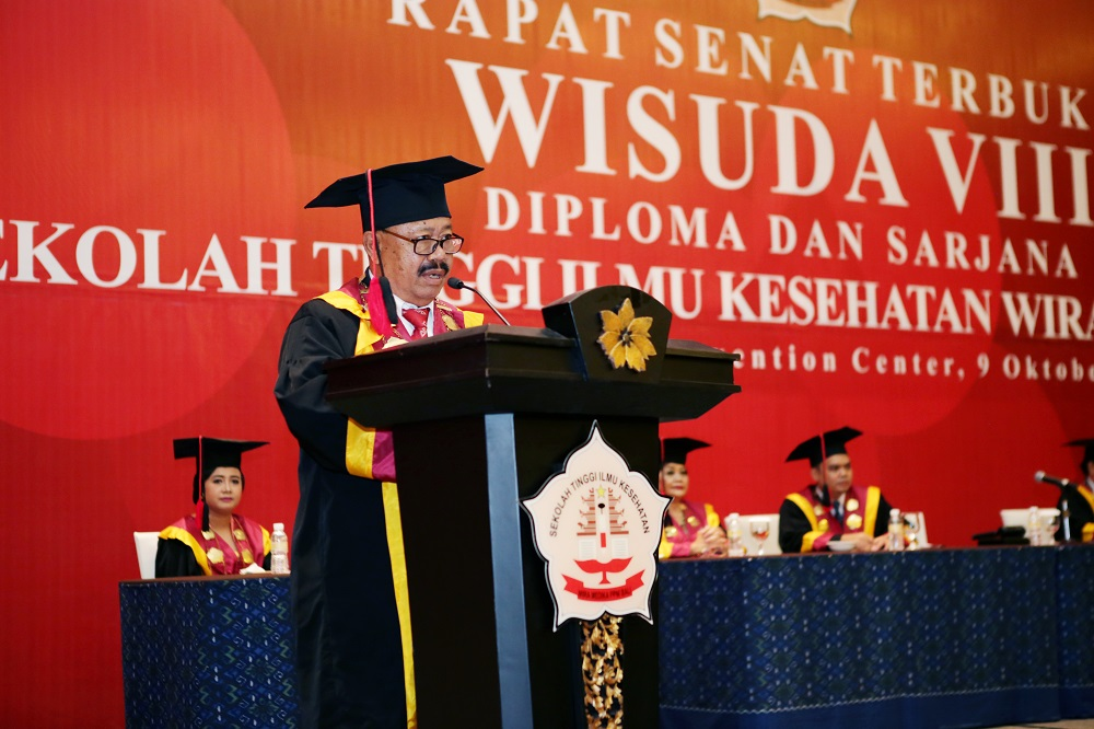 Ketua STIKes Wira Medika Bali