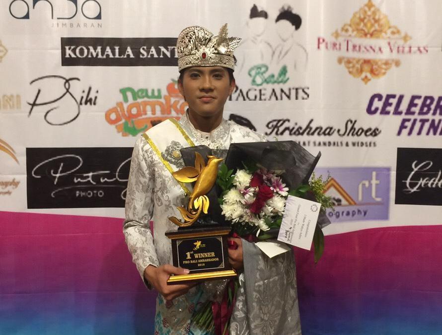 Mahasiswa STIKes Wira Medika Bali dinobatkan sebagai pemenang Pro Bali Ambassador