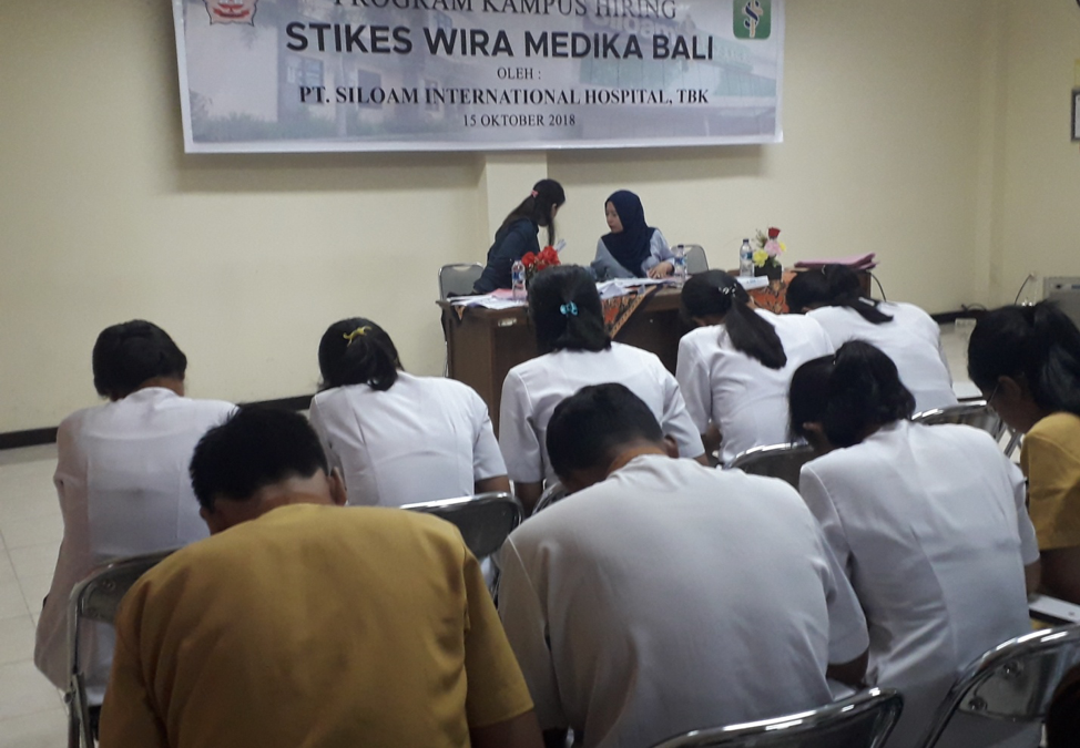 STIKes Wira Medika Menjadi Tujuan Program Hiring